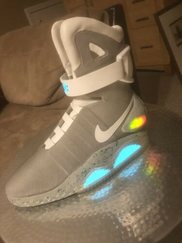 Nike Air Mags Self Lacing 2016 Back To The Future With Box Mcfly