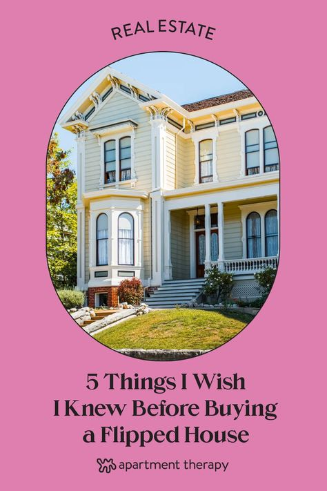 Here's what I wish I'd known before buying a historic flip — and what can hopefully save you if you're trying to do the same.