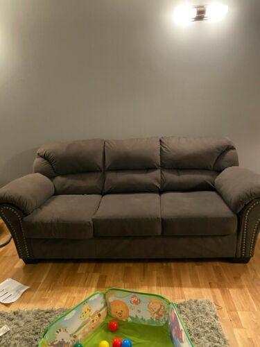Ashleys Sofa And Loveseat Forsale Furniture Newyorkcity Ny At Geebo In 2020 Ashley Sofa Sofa Furniture