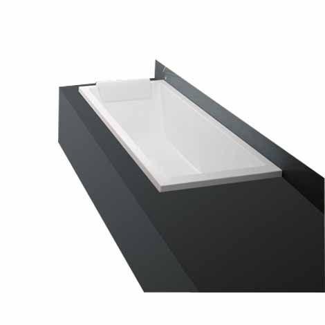 Baignoire Encastree Calos 170x80cm Ca1117080 A Bathtub Bathroom