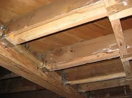 Reinforcing Floor Joists Article Image Flooring Bath Design