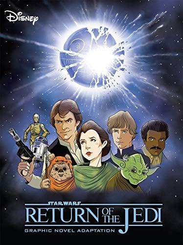 Free Download Pdf Star Wars Return Of The Jedi Graphic Novel Adaptation Star Wars Movie Adaotation Free Epub Mobi Ebooks Graphic Novel Graphic Book Novels