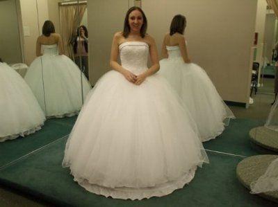 I Am 3ing The Hoop Skirt Wedding Dresses