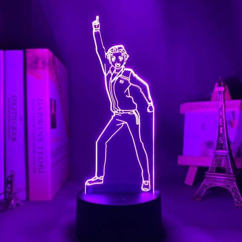This Subaru LED lamp is perfect for any fan of the anime and will light up your bedroom, living room, kids room, office, shop, bar, creative space, or man cave. They also make great gifts for the Re Zero lover in your life! Standing at about 20cm tall, this LED lamp will light up any space in 7 or 16 different colors. High quality laser engraved artwork, beautiful neon colors, adjustable brightness settings, and strobe/fade modes make our lamps a must have in your room or otaku corner. You can c