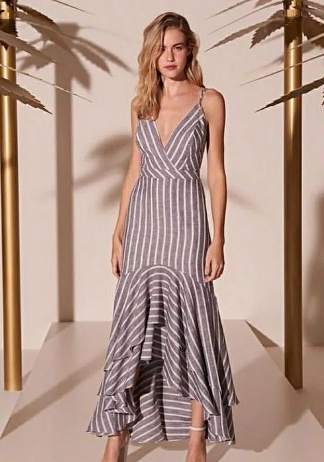 31+ Best Ideas To Style With A Maxi Summer Dress » Home Styles