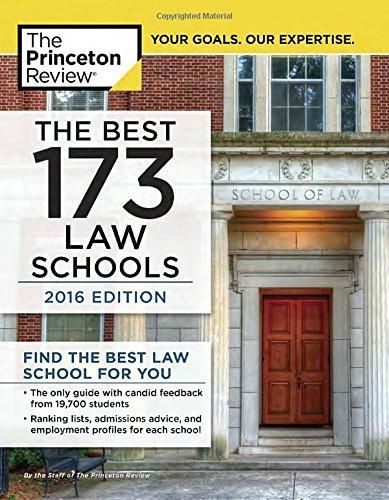 The Best 173 Law Schools, 2016 Edition - Default