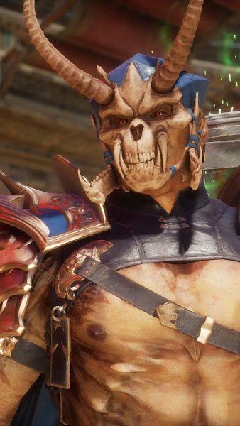 Shao Kahn Mortal Kombat 11 4k3840x2160 Wallpaper