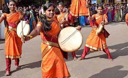 Folk And Tribal Dances Of India - Regional & State Wise (com imagens)