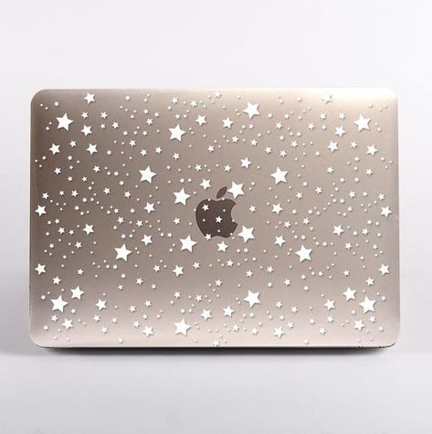 MacBook Case Clear Stars for Macbook Air 11 and 13 inch, MacBook Pro 13 inch, 15 inch and 16 inch, MacBook Pro Non Retina, MacBook 12 inch Funda Macbook Air, Coque Macbook Air 13, Laptop Case Macbook, Macbook Air 11, Macbook Desktop, Macbook Wallpaper, Laptop Hard Case, Macbook Air Cover, Laptop Desk