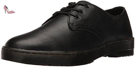 Dr Martens Coronado 3 Œillets Noir Homme Chaussures