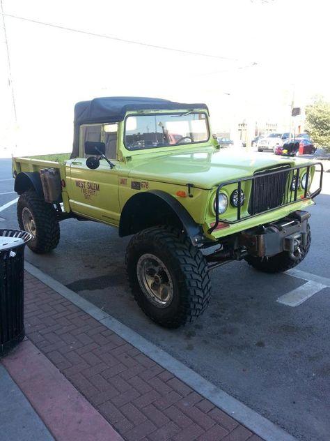 M715 For Sale Craigslist : craigslist, Kiaser, Ideas, Jeep,, Truck,, Pickup