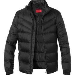Winter Jackets For Men Ad 1 Winterjacken Fur Herren Hugo Down Jacket Men Microfiber Black Hugo Bosshugo Boss In 2020 Hugo Boss Winter Jackets Winter Jacket Men