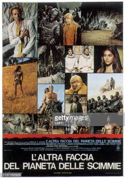 Beneath The Planet Of The Apes Poster Charlton Heston Linda Planet Of The Apes Plant Of The Apes Planets