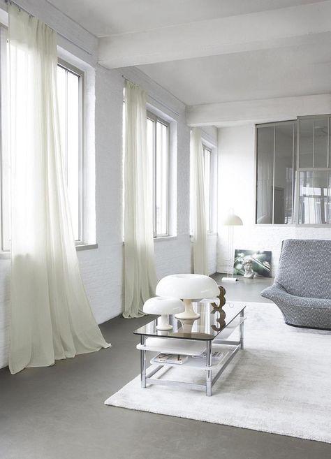 Moderne Gardinen Und Vorhange Aus Leinenstoff 30 Designs Und