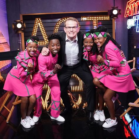 """America's Got Talent - AGT on Instagram: """"@choirafrica is bringing some love and unity to the Semifinals! #AGTResults"""""""