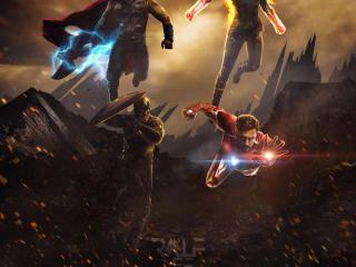 1920x1080 Captain America Against Thanos Endgame Art 1080p Laptop Full Hd Wallpaper Hd Artist 4k Wall In 2020 Full Hd Wallpaper Captain America Wallpaper Hd Wallpaper