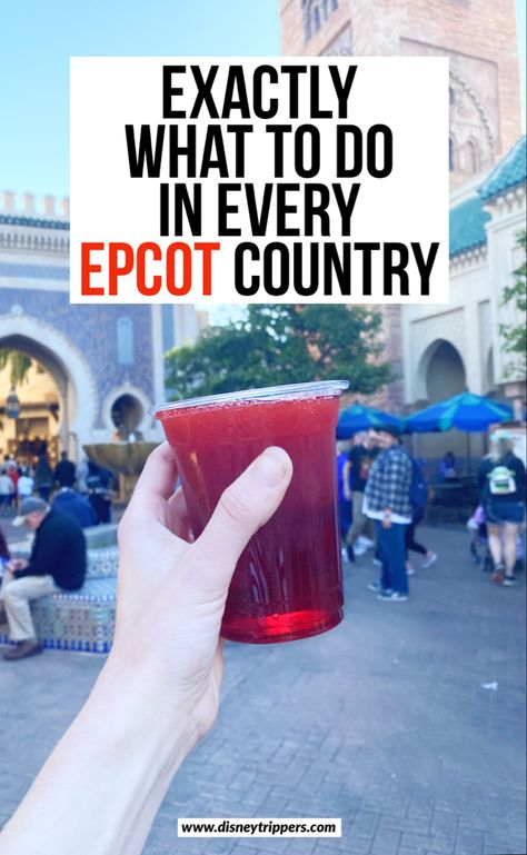 What To Do At Every Country In Epcot (Dining, Rides, Kids, and More!) - Disney Trippers