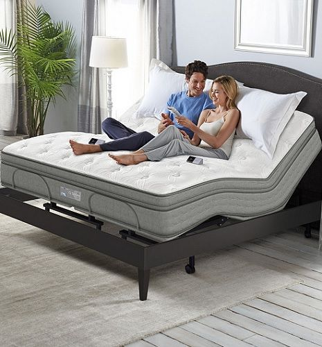 sleep number qseries limited edition qn adjustable mattress set 25 off