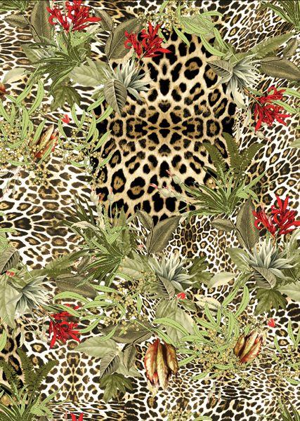 Into the Wild - Lunelli Textil