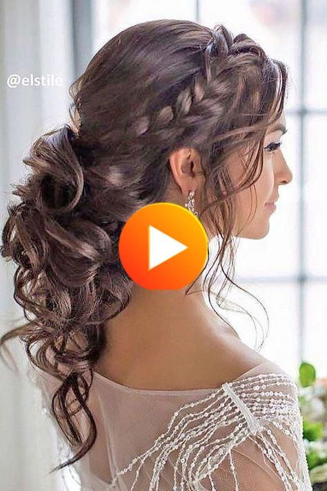 Half Up Half Down Wedding Hairstyles Updo For Long Hair For Medium Length For Br Hair In 2020 Long Hair Updo Formal Hairstyles For Long Hair Long Hair Styles
