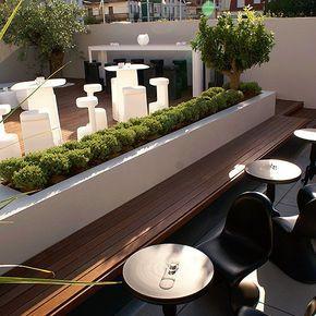 Jardín Terraza Bb Lounge Bar Architecture In 2019 Bar