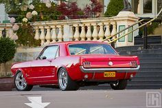 Keith's Ford Mustang Coupe | Flickr - Photo Sharing!