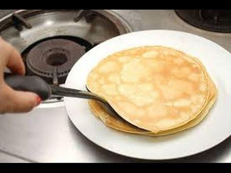 أسهل طريقة لعمل الكريب بالمنزل Nutella How To Make Crepe Crepes