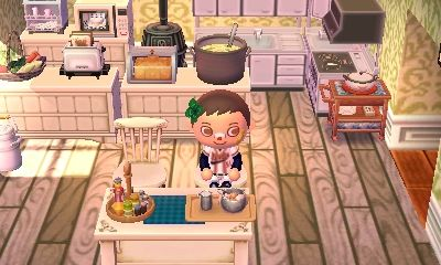 Kitchen Island Acnl animal crossing new leaf kitchen furniture - pueblosinfronteras