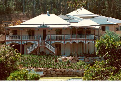 Traditional Queenslanders Home Designs: Queenslander. Visit www ...