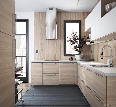 52 Super Ideas For Kitchen Ikea Askersund Kitchen Renovation Kitchen Design False Ceiling Bedroom