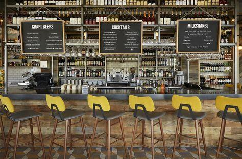 Wildwood Kitchen Telford Uk Fast Casual Restaurant Bar Design Awards Bar Design Restaurant Sushi Bar Design Bar Design Awards