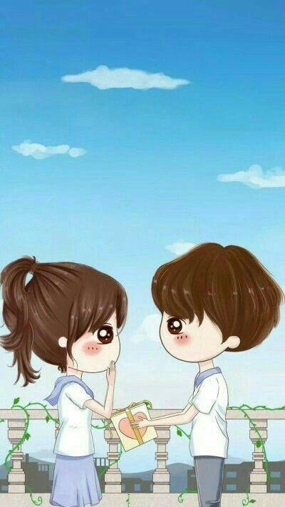 Jai Anime Art Girl Romantic Anime Cute Love Cartoons