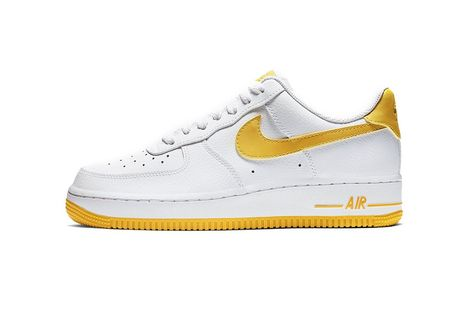 Nike Air Force 1 to Release in Bright Mix of White and
