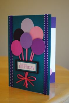 Image Result For How To Make Greeting Cards At Home Handmade Birthday Cards Card Making Birthday Homemade Birthday Cards