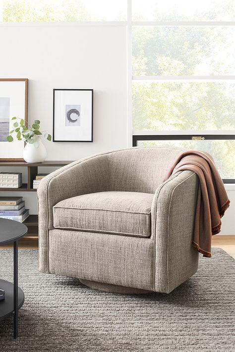 10 Modern Swivel Chairs Ideas
