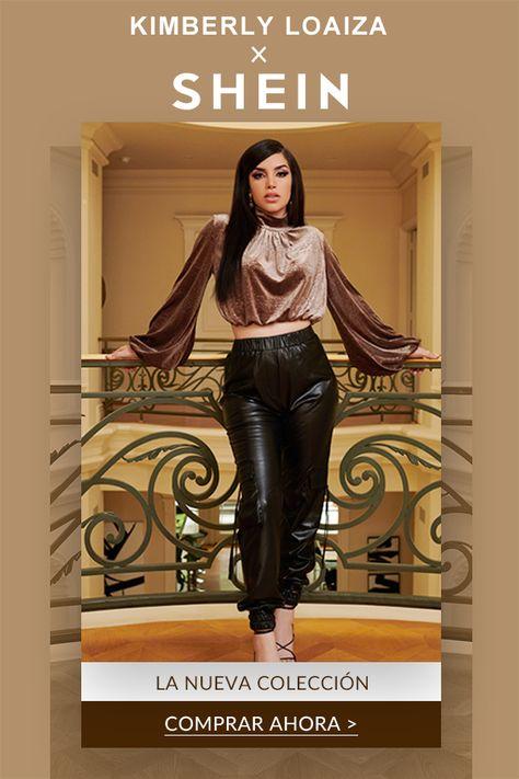 Kimberly Loaiza x SHEIN La Nueva Colección