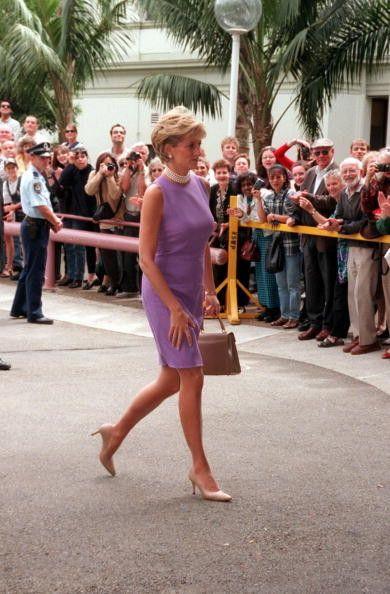 Lilac Shift - You'll Love These Rare and Stunning Photos of Princess Diana - Photos