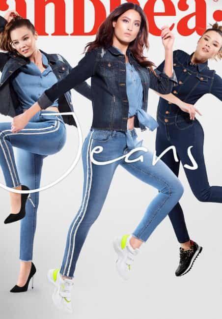 Catalogos Andrea Primavera 2020 Nuevo Jeans De Moda Ropa De Mujer Moda Estilo
