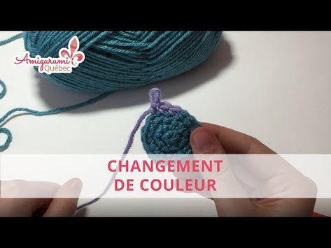 Ma poupée au crochet (la charlotte) Tuto #7 - YouTube | 355x473