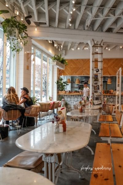 Vegan Food Guide Ny In 2020 Vegane Restaurants Cafe Restaurant