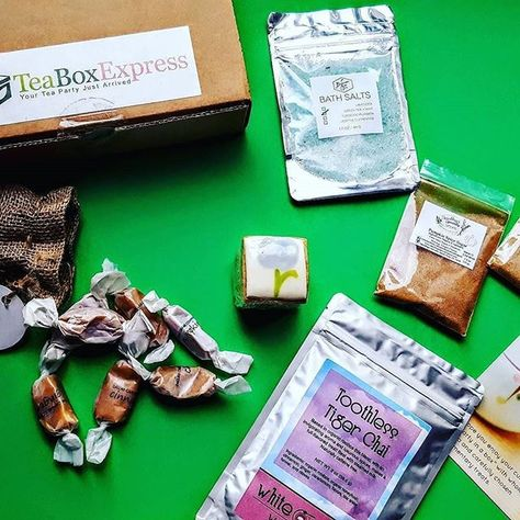 subscriptionbox Thanks for the pic and review...