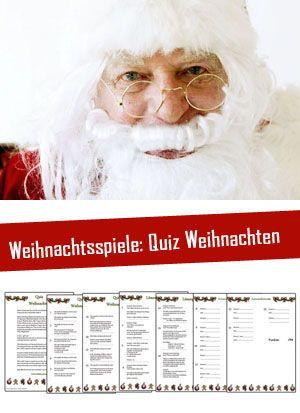 Weihnachtsspiele Weihnachtsfeier.Weihnachtsspiele Quiz Weihnachten Unser Quiz Für Optimale
