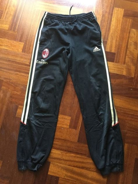 pantaloni tuta adidas calcio