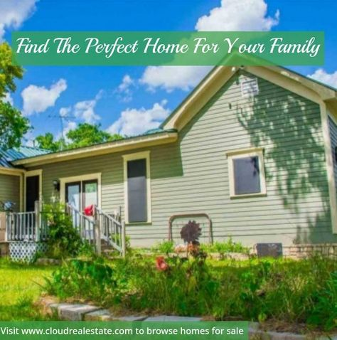 Search For Homes For Sale In Killeen Tx Through Mls Listing Offered By Cloud Real Estate You Can Select A Property Accordin Real Estate House Search Killeen