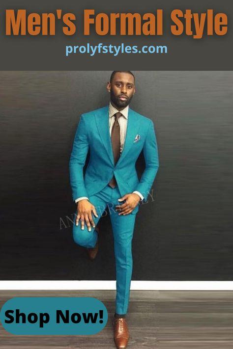 The Best Man Dress Suit for Men's Formalwear