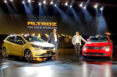 Tata Altroz Launched At Rs 5 29 Lakh In 2020 Tata Tata Motors