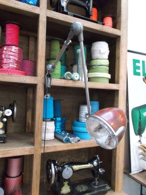 Lampe Atelier Phare 2cv Avec Images Lampe Atelier Lamp Atelier