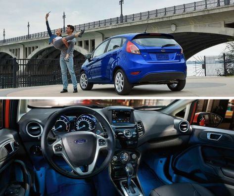 Stylish Versatile Fiesta Van Wert Ford Fiestas