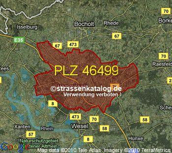 46499sh Orte Naturschutzgebiet Und Katalog