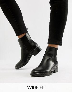 Boots, Flat boots, Shoe boots